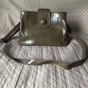 Handbags - Leather crossbody bag